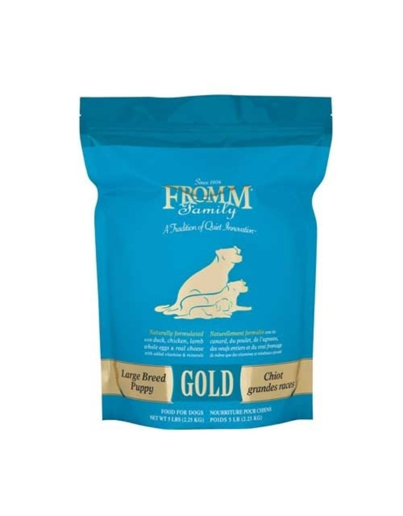 Fromm Fromm - dry Gold Large Breed Puppy 33#