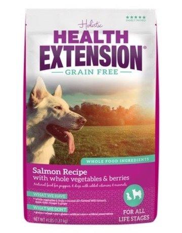 Health Extension Health Extension Grain Free Salmon 4#
