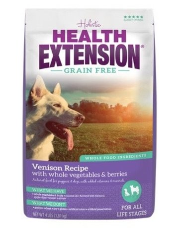 Health Extension Health Extension Grain Free Venison (pickup or delivery only)
