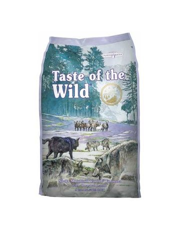 Taste of the Wild Taste of the Wild Sierra Mountain (pickup or delivery only)