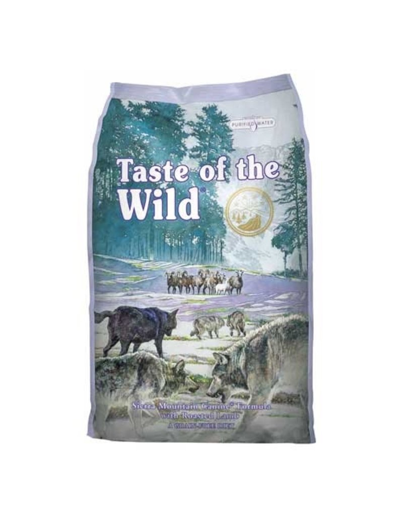 Taste of the Wild Taste of the Wild Sierra Mountain