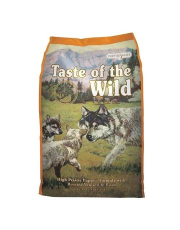 Taste of the Wild Taste of the Wild High Prairie Puppy (pickup or delivery only)