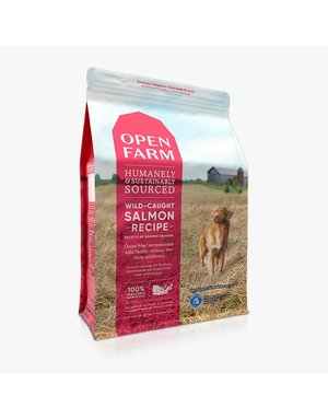Open Farm Open Farm Wild-Caught Salmon dry (pickup or delivery only)