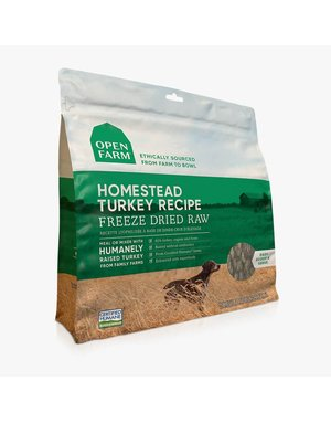 Open Farm Open Farm Freeze Dried Raw food (pickup or delivery only)