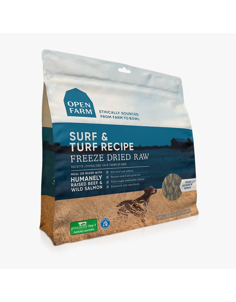 Open Farm Open Farm Freeze Dried Raw food