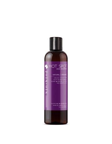 kin+kind Hot Spot shampoo