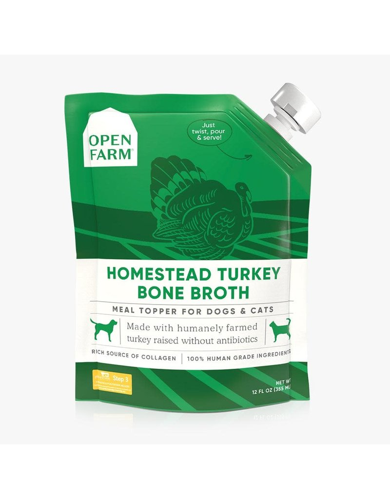 Open Farm Open Farm Bone Broth 12oz