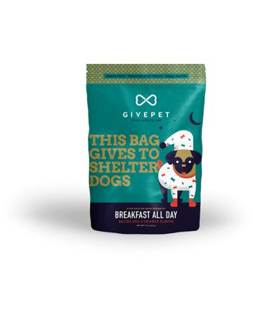 GivePet GivePet grain-free dog treats