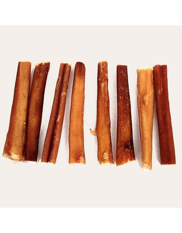 The Natural Dog Company Bully Stick odor-free - thick cut 6""