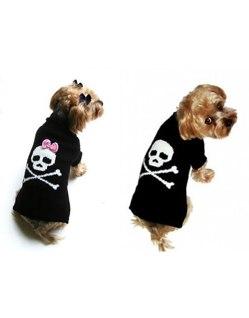 Jolly Roger Skull Sweater - boy