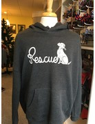 Rescue Hoodie - charcoal