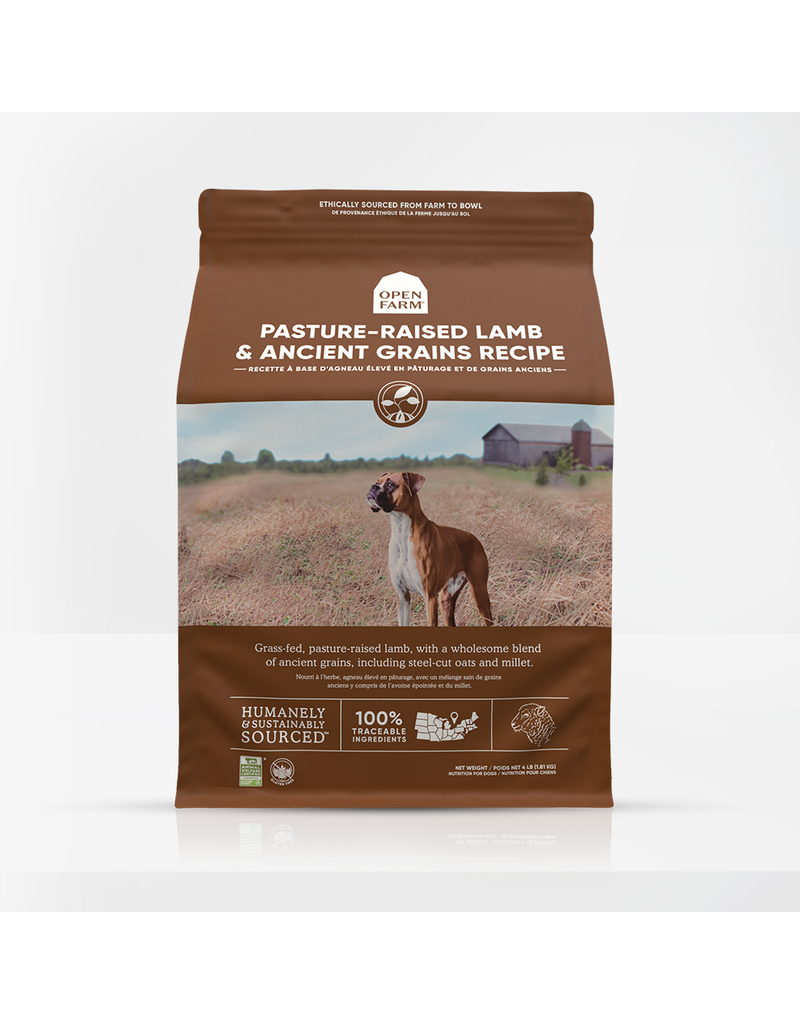 Open Farm Open Farm Ancient Grains Pasture-Raised Lamb