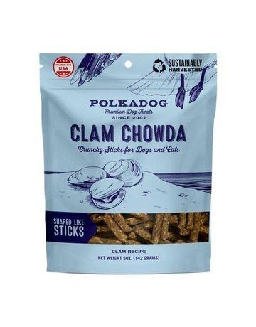Polkadog Bakery Clam Chowda