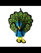 VIP Products Tuffy Zoo Peacock