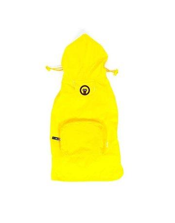 fabdog FabDog Yellow Raincoat