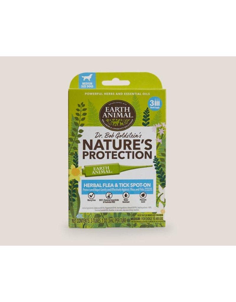 Earth Animal Earth Animal Herbal Flea & Tick Spot-On