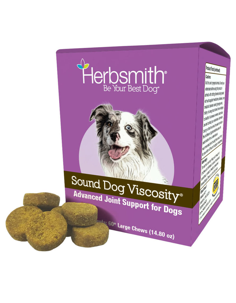 Herbsmith Sound Dog Viscosity: Advanced Joint Support