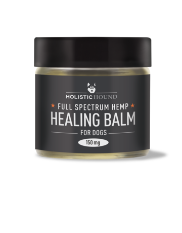 Holistic Hound Full Spectrum Hemp Healing Balm 150mg, 1oz