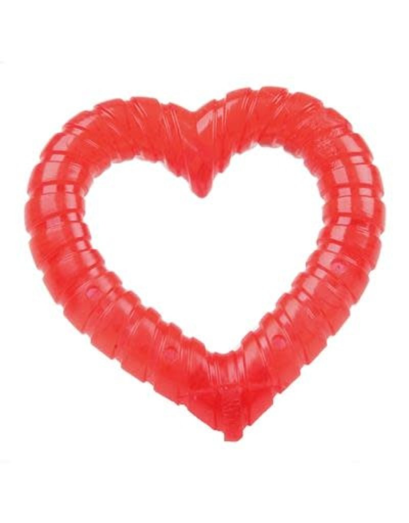 SmartPet Love Puppy Teething Comfort Aid - Red Heart