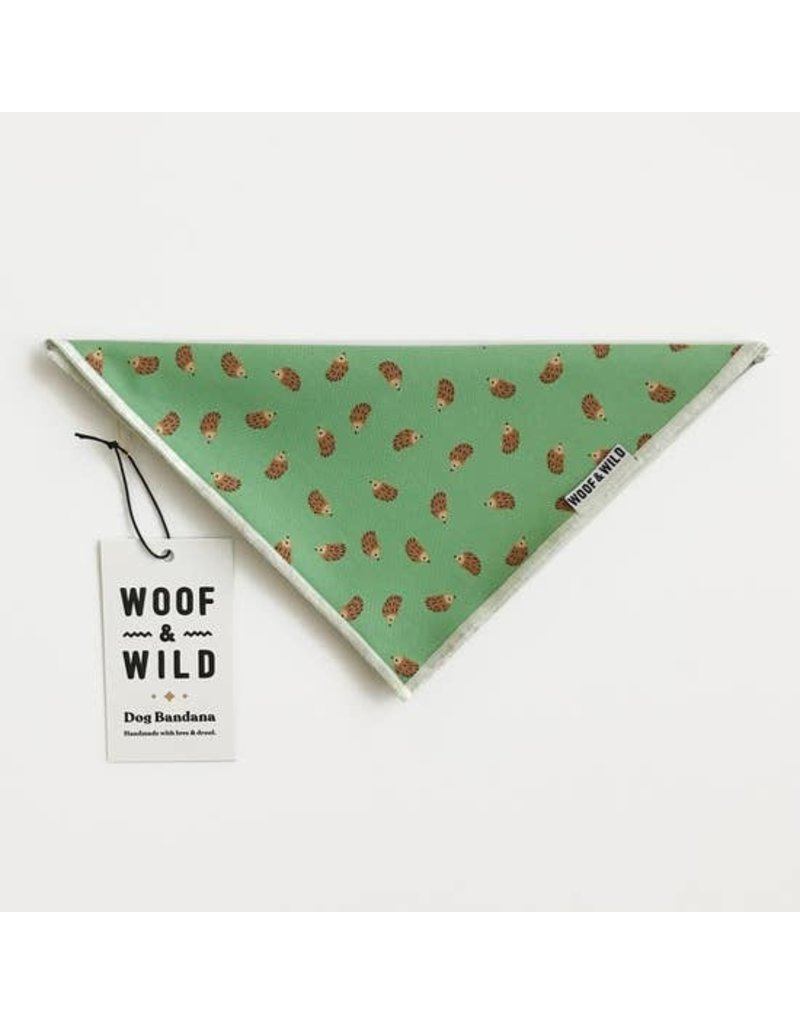 Woof and Wild Bandana - Harry