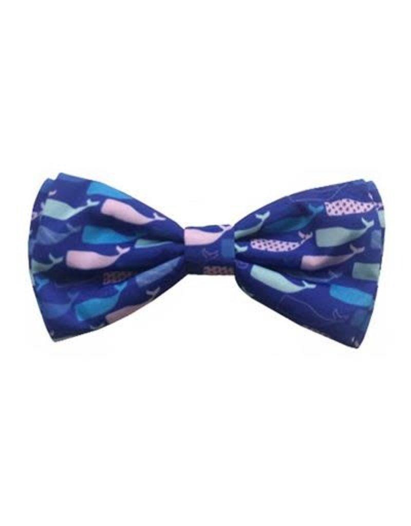 Huxley & Kent Whale Watch bow tie