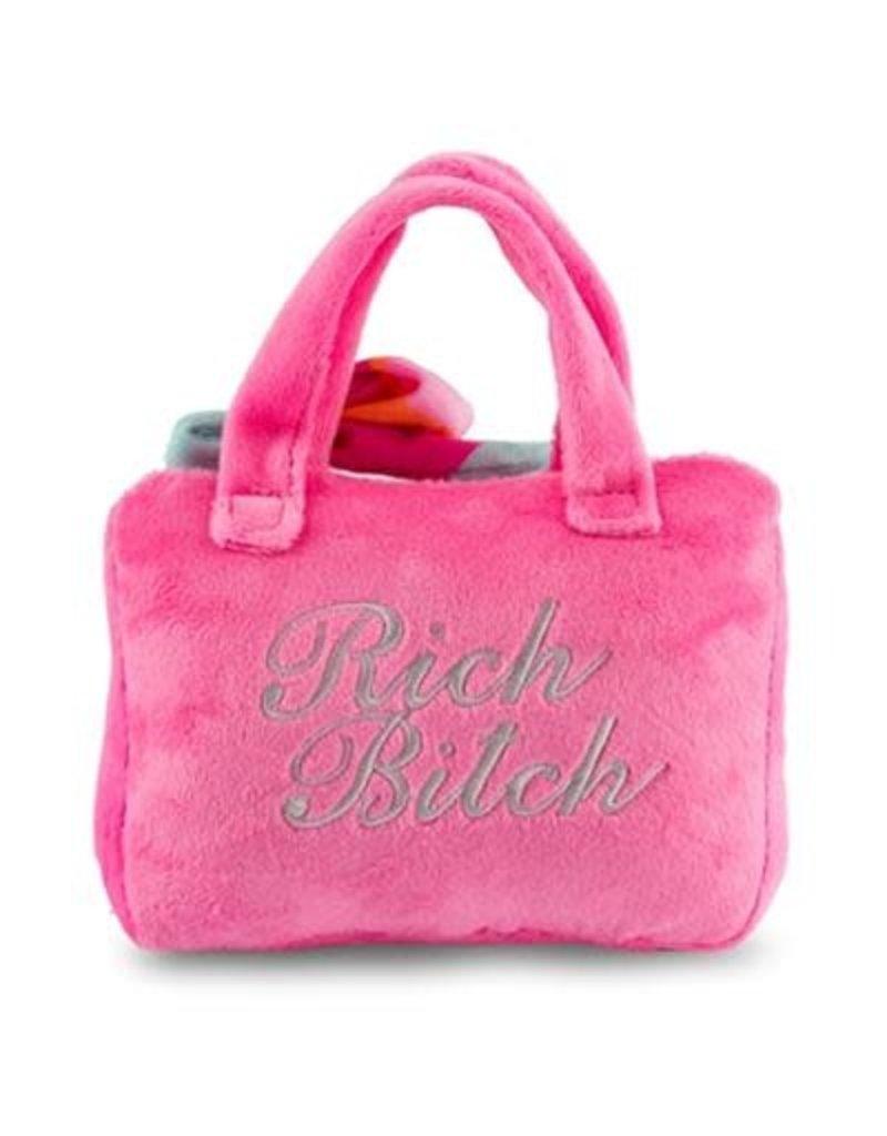 Haute Diggity Dog Barkin Bag - Rich Bitch