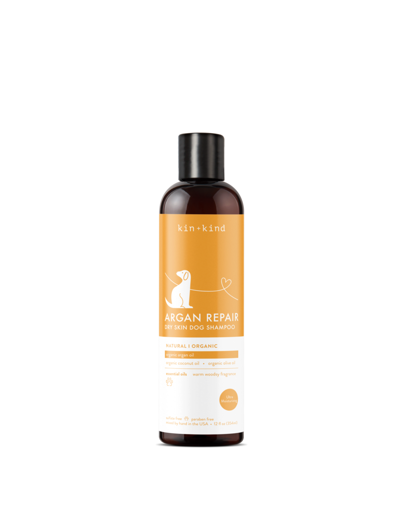 kin+kind kin+kind Argan shampoo