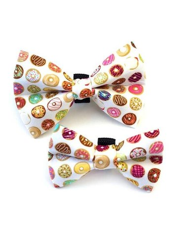 Winthrop Clothing Co. Donut bow tie