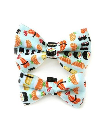 Winthrop Clothing Co. Sushi bow tie