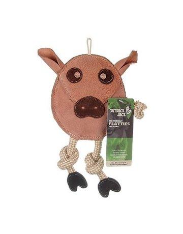 Outback Jack Outback Jack Flattie Pig