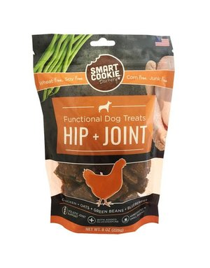 Smart Cookie Barkery Functional Dog Treats: Hip + Joint 8oz