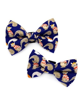 Winthrop Clothing Co. Squirrel bow tie