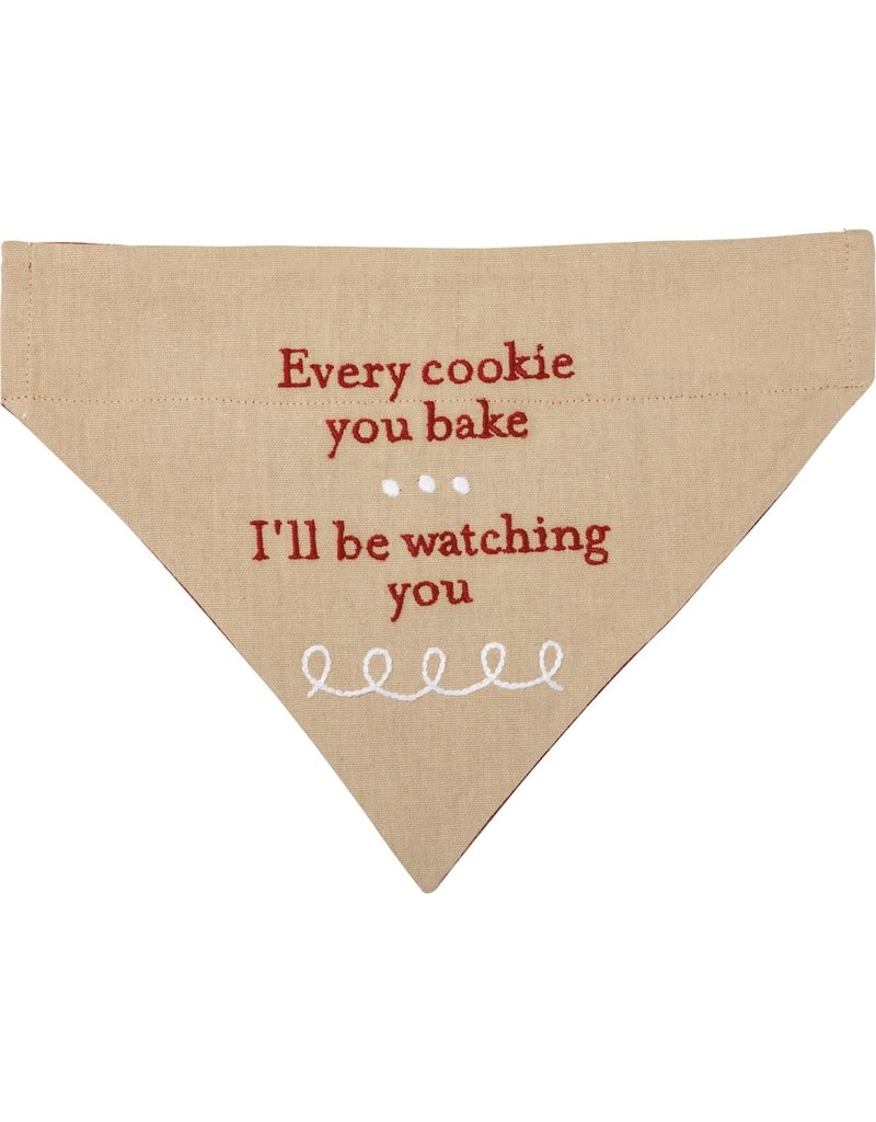 Collar Bandana - Cookie