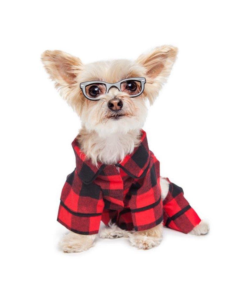 fabdog Flannel Dog PJ
