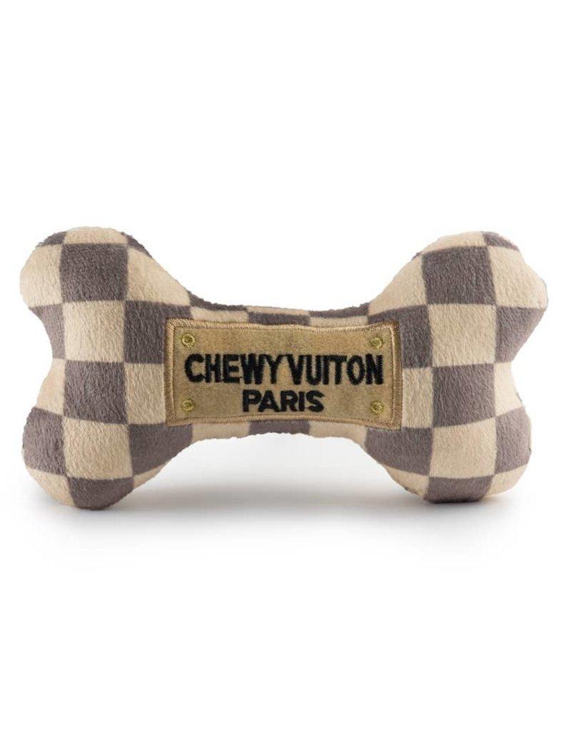 Haute Diggity Dog Chewy Vuiton Bone plush toy