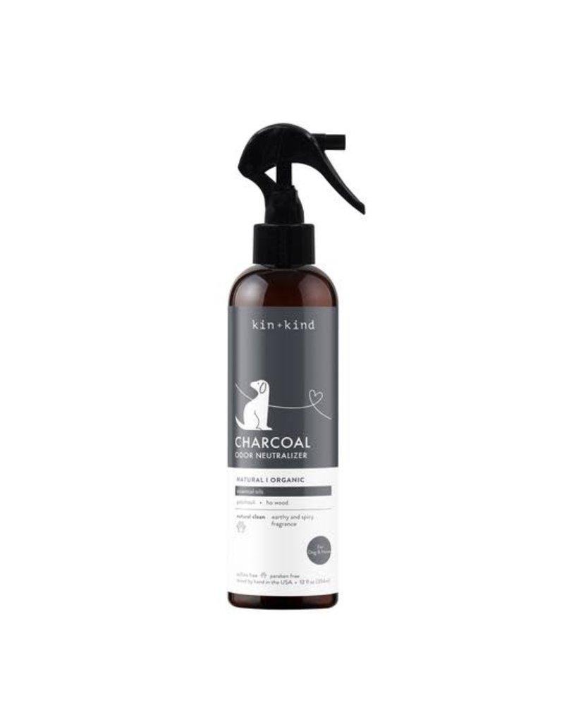 kin+kind kin+kind Odor Neutralize 12oz - Charcoal