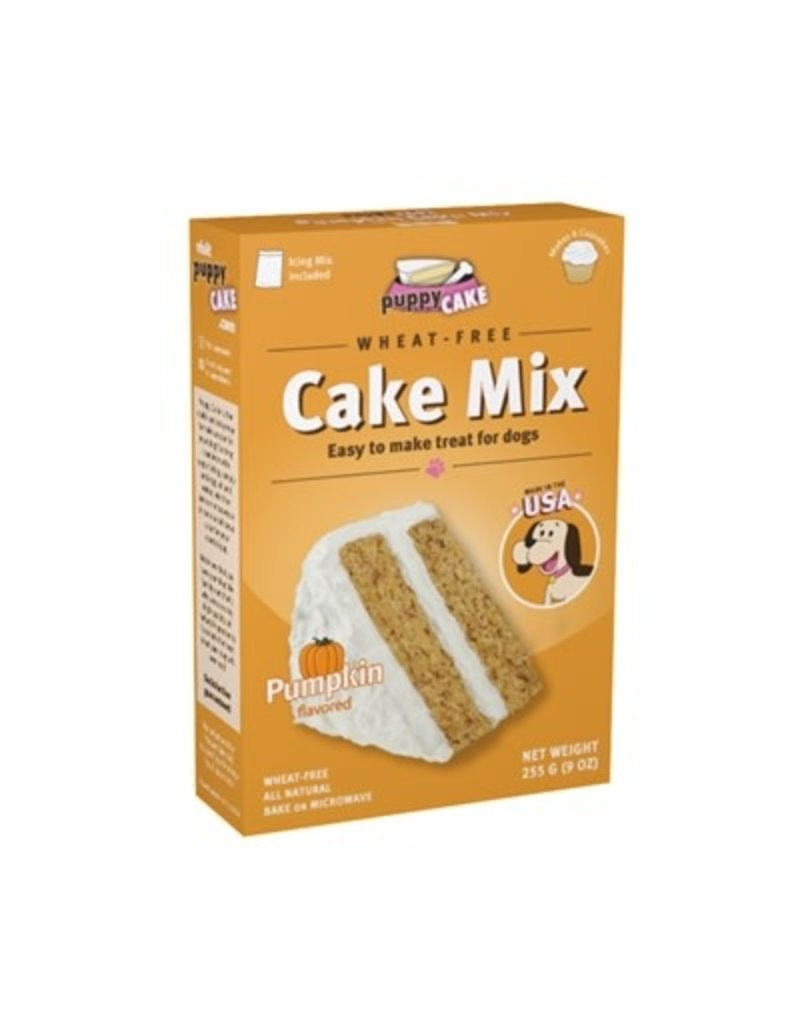 Puppy Cake Cake Mix - Pumpkin