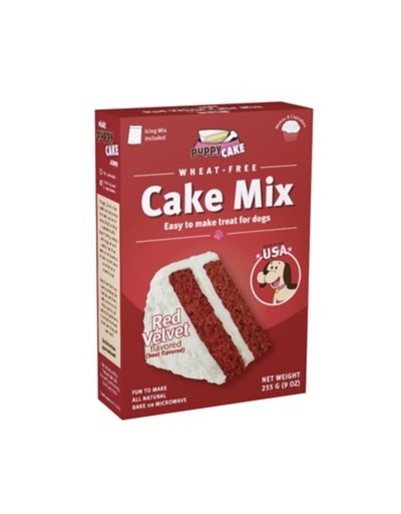 Puppy Cake Cake Mix - Red Velvet