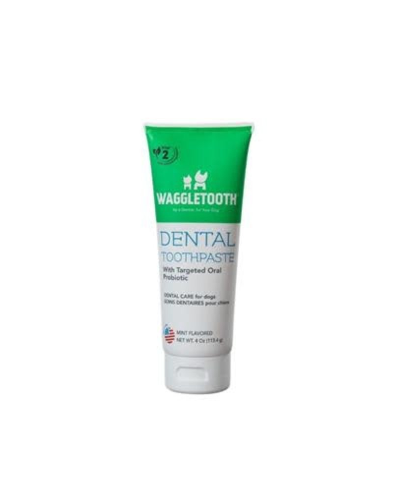 Waggletooth Waggletooth Probiotic Toothpaste, 4oz