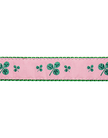 Preston Ribbons Shamrock collar