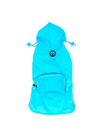 fabdog fabdog Raincoat - Light Blue