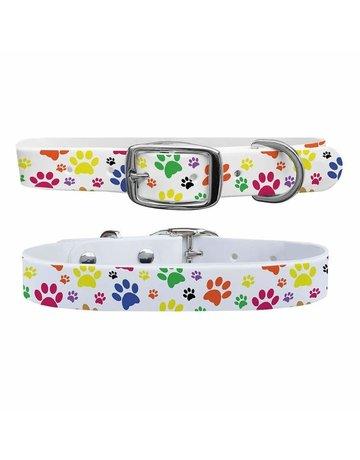 C4 Belts C4 Pawprints collar