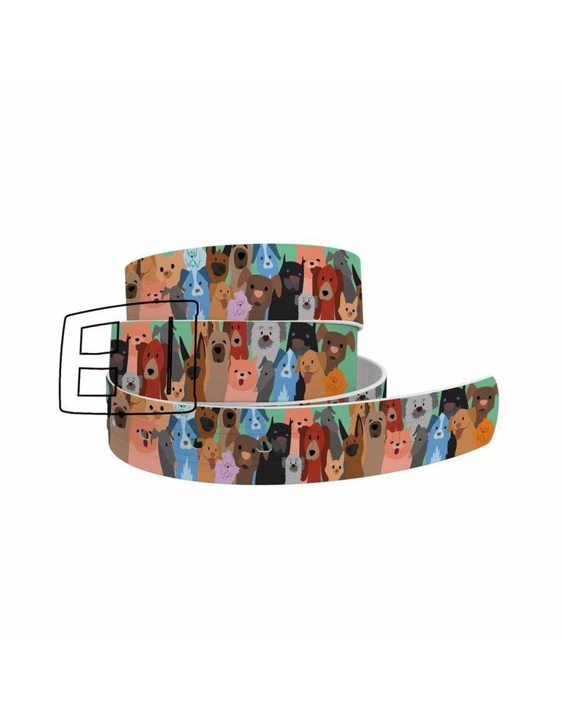 C4 Belts C4 Dog Party collar