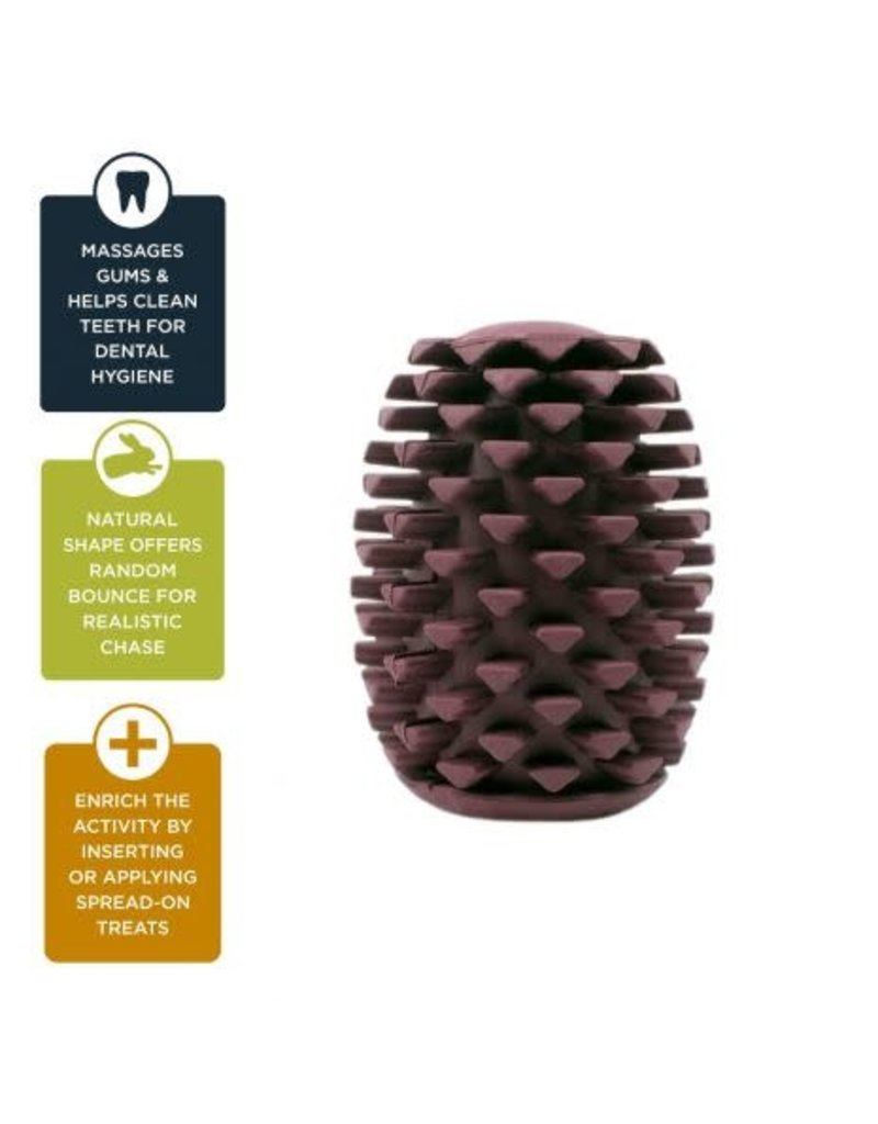 Tall Tails Tall Tails Natural Rubber Pine Cone