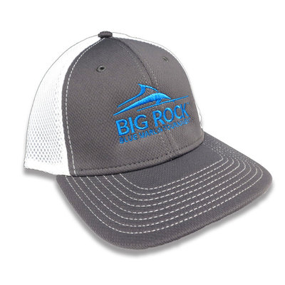 Big Rock Cut Through Marlin Proflex Performance Mesh Hat