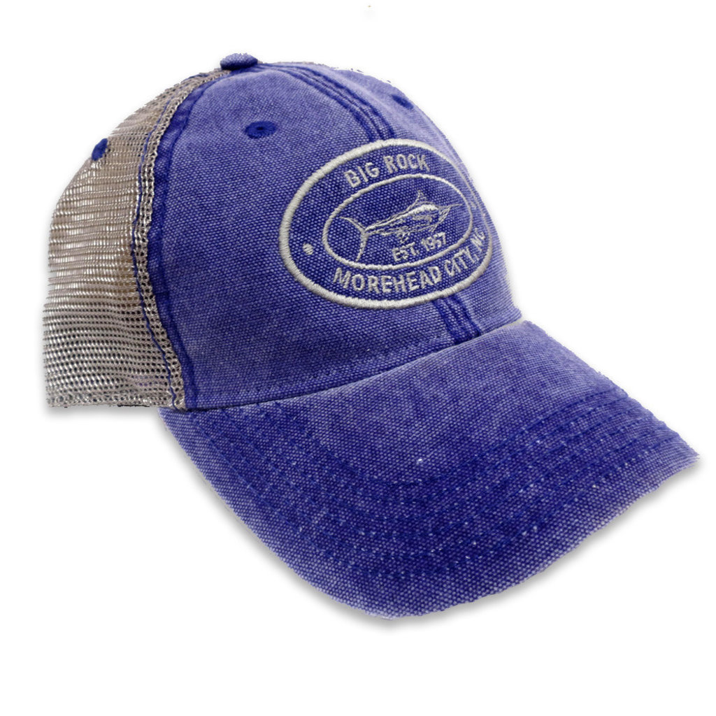 Big Rock Oval Patch Trucker Hat