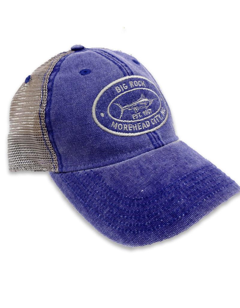 Oval Patch Trucker Hat