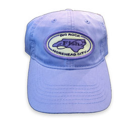 Youth NC Fish Hook Hat