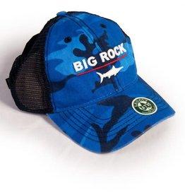 Big Rock Divide Marine Camo Trucker Hat