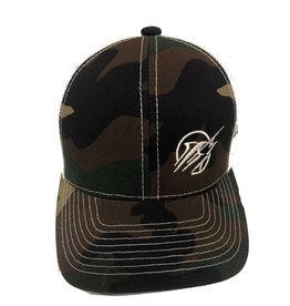 Big Rock Streak Dot Corner Camo Hat